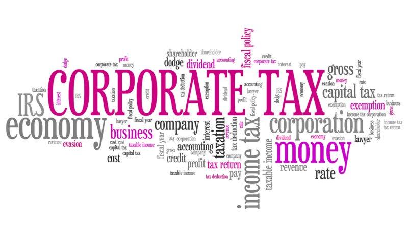 Davek od dohodkov pravnih oseb