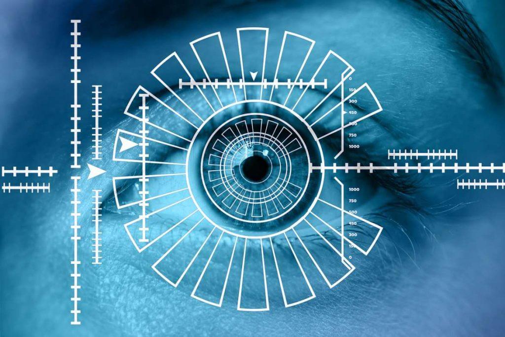 Biometrični podatki